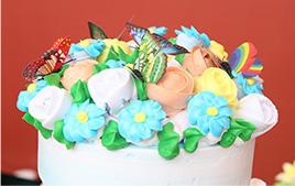 裱花蛋糕特色班