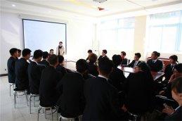 马上诺(上海)有限公司来我院招募人才