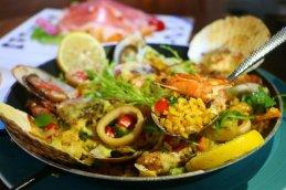 <b>西班牙海鲜饭</b>