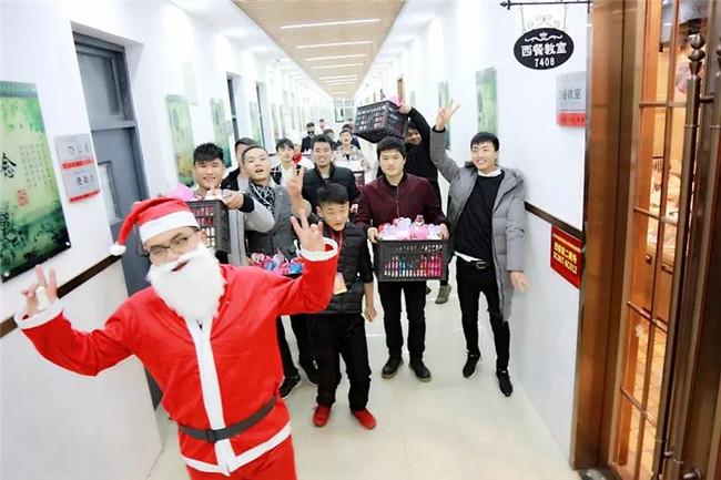 陪你过圣诞――安徽新东方圣诞全民轰趴圆满落幕