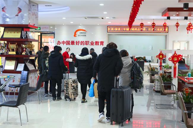 安徽新东方2018年春季招生报名火热进行中
