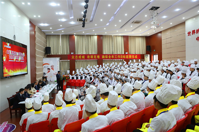 安徽新东方2018校企合作定向班开班启动仪式隆重举行