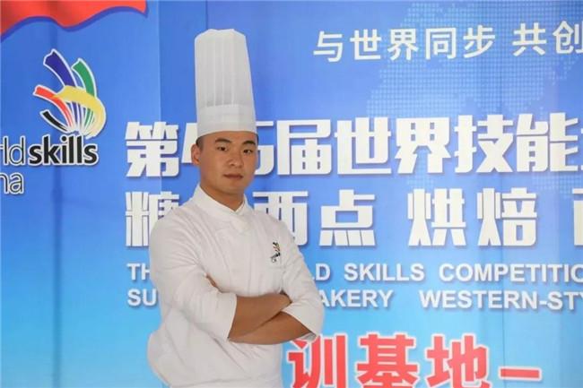 <b>年少有为!20岁入选世赛国家集训队,这位硬核西餐老师已上线!</b>