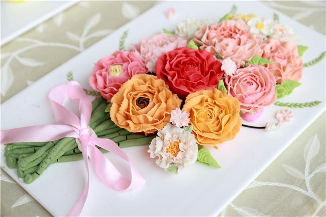 这才是韩式裱花的正确打开方式,保证你看一眼就爱上啦!