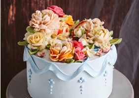 <b>花海蛋糕</b>